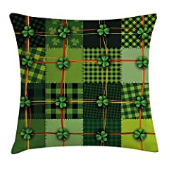 Size: 18 x 18 inch / 45 x 45 cm. Pillow insert not included.We use top quality material, durable and soft short-pile velvet.Print on both sides. This is not a scratchy print on cheap paper thin cotton.Hidden zipper design, gliding smoothly, s...