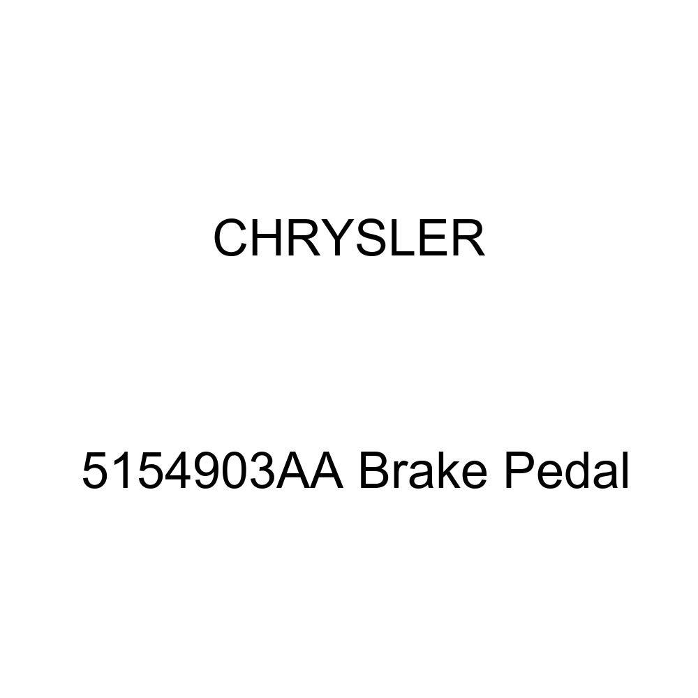 Chrysler Genuine 5154903AA Brake Pedal
