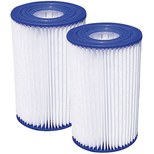 (Universal Replacement Filter Cartridges Type A or C  (Pack of 2))