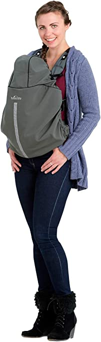 Imagen deAmazonas Softshell Cover funda térmica para mochila portabebé
