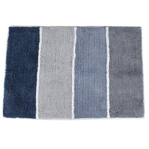 SKL HOME by Saturday Knight Ltd. Cubes Stripe Rug, Multicolored