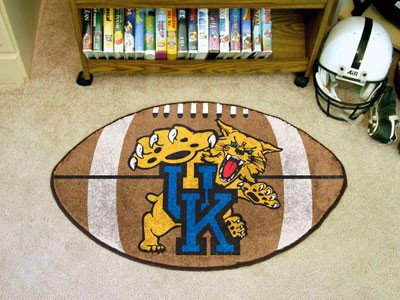 University of Kentucky Wildcats Football Area Rug