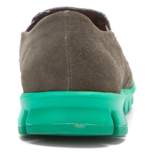 Women's Green Slip Wino on Shoes NoSoX Grey CfdqdPx