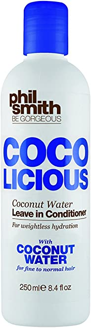 Coco Licious Water Leave In Conditioner, Phil Smith, 250 ml
