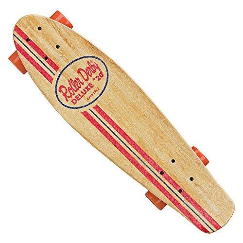 Roller RD Derby RD Retro Retro Skateboard Natural [並行輸入品] [並行輸入品] B07BFSPF63, APAKABAR (アパカバール):a949cf38 --- integralved.hu