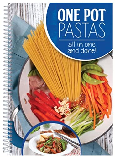 One Pot Pastas by CQ Products No pre-boiling the pasta- ever!