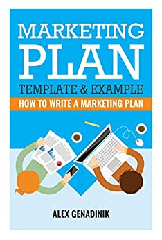 Amazon.com: Marketing Plan Template & Example: How to