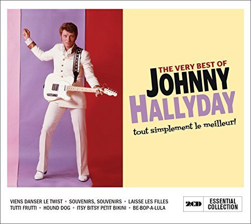 Very Best of by Johnny Hallyday (2013-05-04) (Best Of Johnny Hallyday)