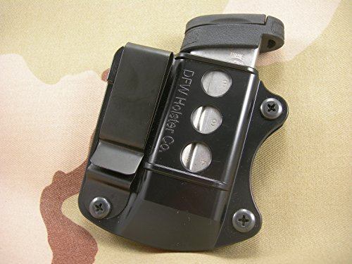 Tuckable IWB Mag Pouch for Smith & Wesson M&P Shield Fits 9mm & 40 Cal.