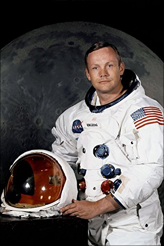 24x36 Poster, Astronaut Neil Armstrong, Commander Of Apollo 11 Mission