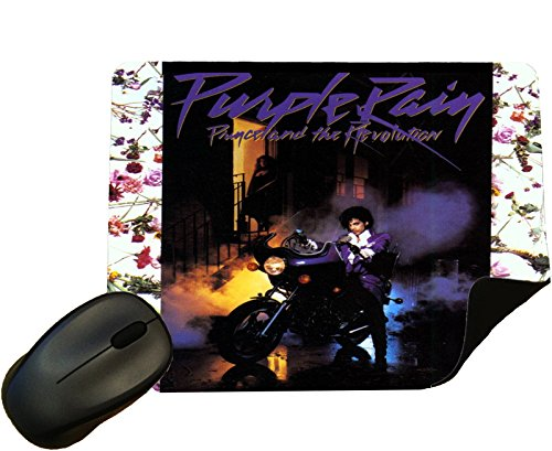 Prince Purple Rain Album cover Mouse Mat / Pad - By Eclipse Gift Ideas ()