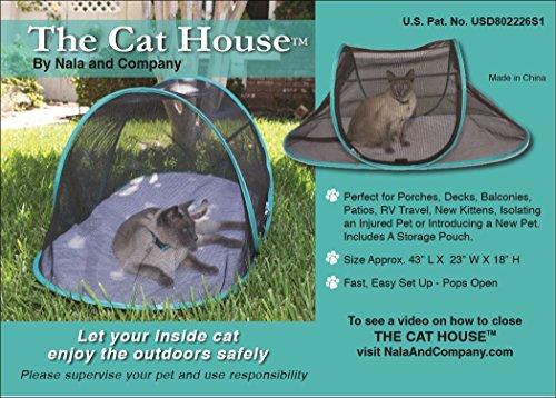 Outdoor Portable Catios Cat Enclosures For Patios On
