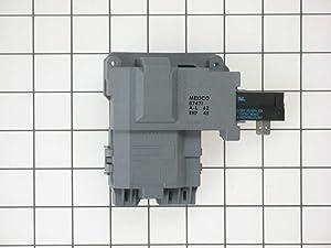 GE WH10X10003 Lock-Door Assy