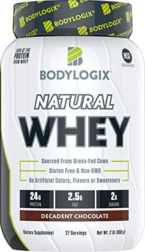 Bodylogix Grass Fed Certified Decadent Chocolate product image