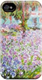 GelaSkins iPh4THC Artist's Garden at Giverny The HardCase for iPhone 4/4S - 1 Pack - Retail Packaging - Artist's Garden at Giverny