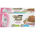 Purina Fancy Feast Kitten Wet Kitten Food Variety Pack - 85 g (12 Pack)