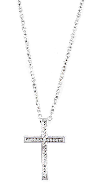 Joop! Jewelry Kim JPNL90627A420 womans necklace With Zircons