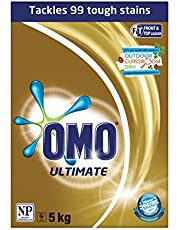 OMO Ultimate Laundry Detergent Washing Powder Front & Top Loader, 5kg