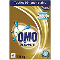 Omo Ultimate Laundry Detergent Washing Powder Front & Top Loader 5kg