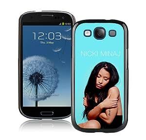 nicki minaj Popular Sale Samsung Galaxy S3 Custom Phone Case
