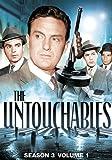 Untouchables: Season Three V.1 [DVD] [Region 1] [US Import] [NTSC]