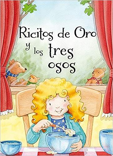 Ricitos de oro y los tres osos (Spanish Edition): Nina Filipek: 9788416648009: Amazon.com: Books