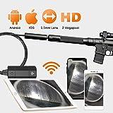 Wireless Rifle Endoscope Inspection Camera, IWOBAC