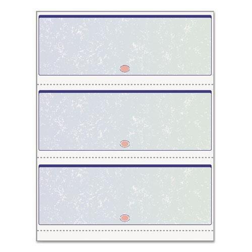 Prismatic Letter (Paris Business 04539RM Standard Security Check, Blue/Green Prismatic, Middle, 24 lb, Letter,)