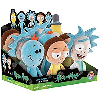 Funko Rick and Morty Plushies Plush Figure 18-20 cm Display (9) Peluches