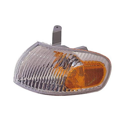 1998-2002 Chevy/Chevrolet Geo Prizm Corner Park Light Turn Signal Marker Lamp Left Driver Side (1998 98 1999 99 2000 00 2001 01 2002 -