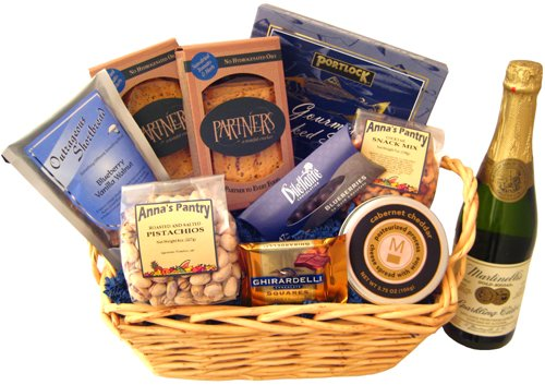 Northwest Elegance Gift Basket