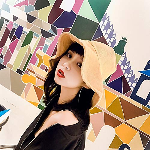 Unique Autumn Winter hat Cap Women Girls Sun Light Board Corduroy Sun Beret (ppc-3579 Stripe Corduroy. Brimmed hat Large -