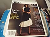 Ebony Magazine Ladies First Special Collector's Edition (Spring 2017) Michelle Obama Cover