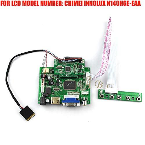 HDMI VGA 2AV LED Controller Board Kit