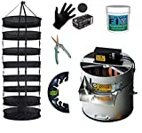 Trimpro Rotor Bundle (Rotor + DeBudder Bucket Lid + Scissors + Drying Rack + Scissor Fix + Gloves)