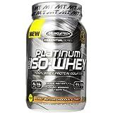 MuscleTech Essential Series 100% Platinum Iso-Whey P.B. Chocolate Twist - 1.79lb