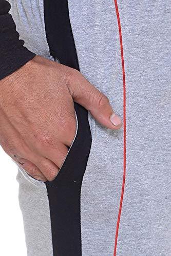 51ugmIs1nML Vimal Men's Cotton Blend Trackpantss