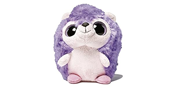 Peluche Hedgies Hedgehog YooHoo & Friends morado 12,5cm: Amazon.es: Juguetes y juegos