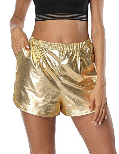 Pantaloncini Donna Donna Pantaloncini Gold Uoohal Uoohal Gold Uoohal Gold Donna Donna Pantaloncini Uoohal Pantaloncini B7qC04w