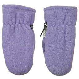 Toddler Fleece Mitten - Lavender