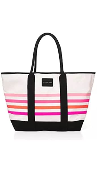 Amazon.com : Victoria's Secret PINK Sunkissed Beach Tote Bag : Beauty