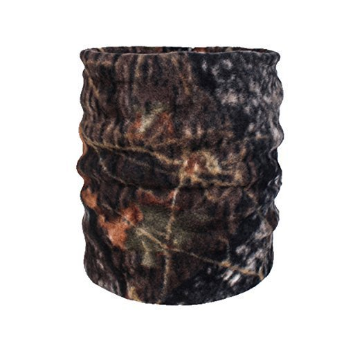 Hunting Camouflage Fleece Thick Scarf Snood Neck warmer Ski Hat Cycling Motorbike Sport Face Mask