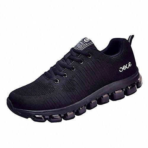 Strada Scarpe Uomo Sports Running Sportive Nero Corsa Sneaker Ben Trail Su Da Y5qxq7