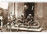Breaktime Presse E Sports Vintage Tour de France Cycling Poster Print 30x22