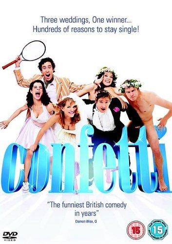 Confetti [Italia] [DVD]: Amazon.es: Selina Cadell, Jimmy Carr ...