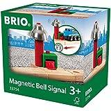Brio 33754000 - Campana magnética para circuito ferroviario