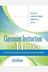 Classroom Instruction That Works: Research-Based Strategies for Increasing Student Achievement, 2nd edition Kindle Edition
