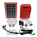 3W/9V Solar Generator Portable kit Solar Generator System With Solar Panel Bulbs - Electrical Equipment & Supplies Other Electrical Equipment - 1 Pcs Wave Maker