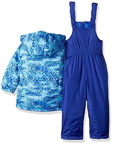 3598fb8f38b8 Pink Platinum Girls  Camo Heart Print Better Snowsuit