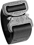 "Cobra Quick Release Buckle Men's Cobra Belt – 1.5"" Nylon Belt Everyday Belt 1Ply"